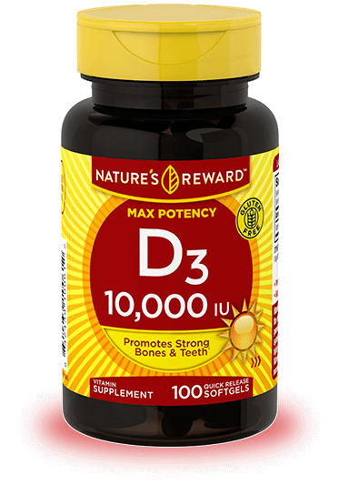 Vitamin D 10,000 IU
