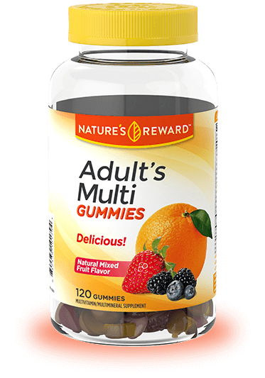 Adult Multi Gummies