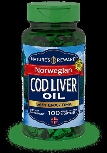 Norwegian Cod Liver Oil