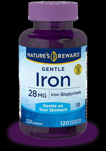 Gentle Iron 28 mg