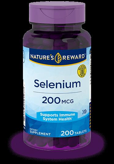 Selenium 200 mg