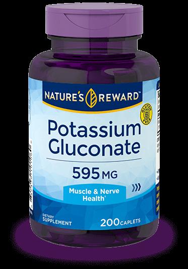 Potassium Gluconate 595 mg
