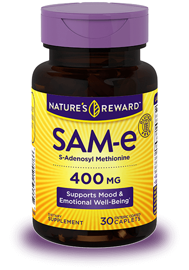 SAM-E 400 mg