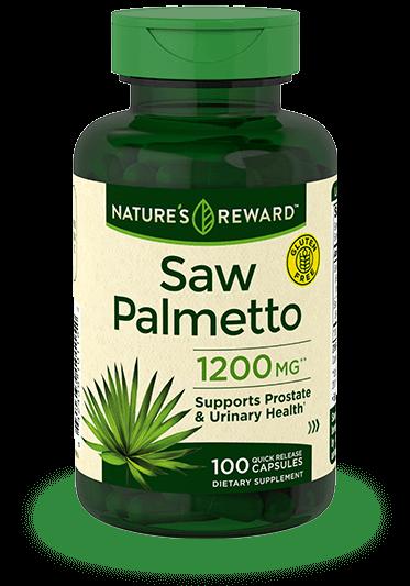 Saw Palmetto 1200 mg