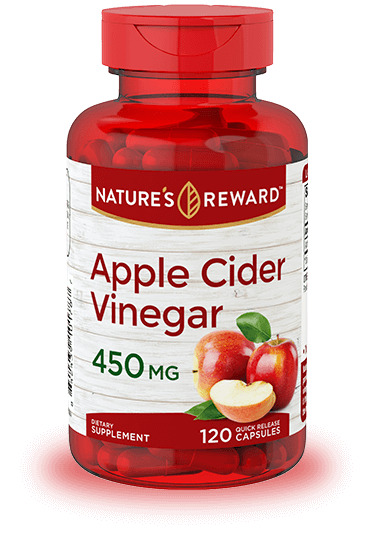 Apple Cider Vinegar 450 mg
