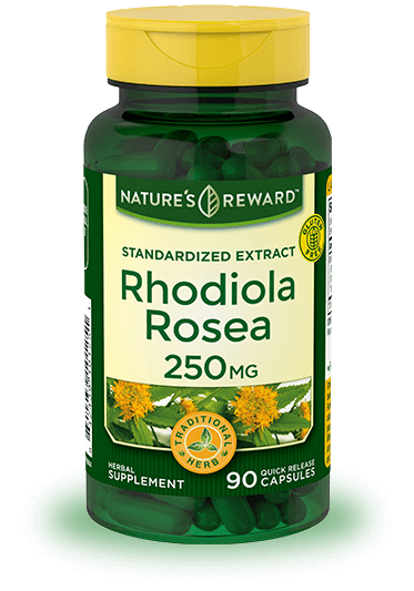 Rhodiola Rosea 250 mg