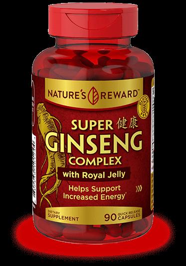 Super Ginseng Complex