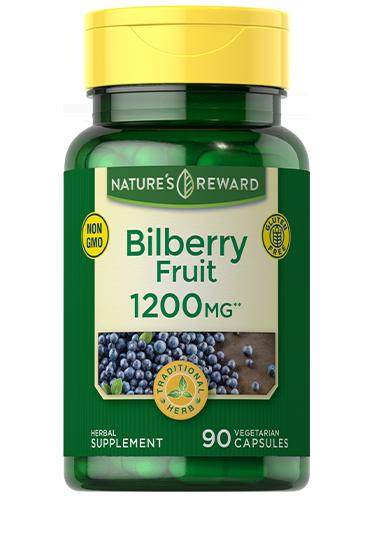 Bilberry 1200 mg