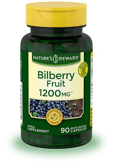 Bilberry 1200 mg