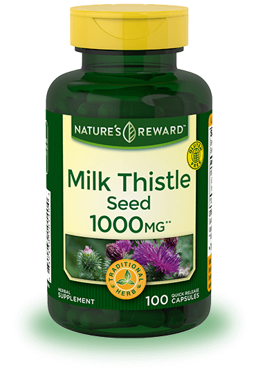 Milk Thistle 1000 mg