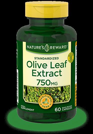 Olive Leaf 750 mg