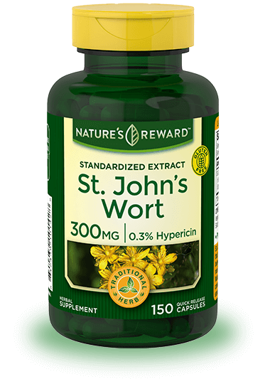 St. Johns Wart 300 mg