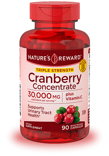 Triple Strength Cranberry 30,000 mg