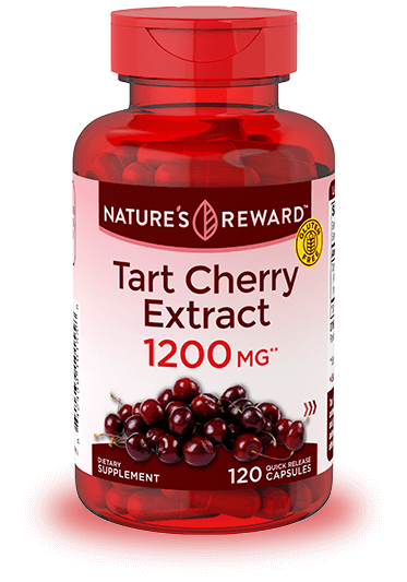 Tart Cherry 1,200 mg