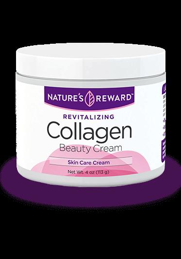 Collagen Cream 4 oz.