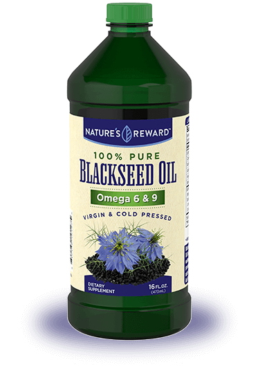100% Pure Blackseed Oil