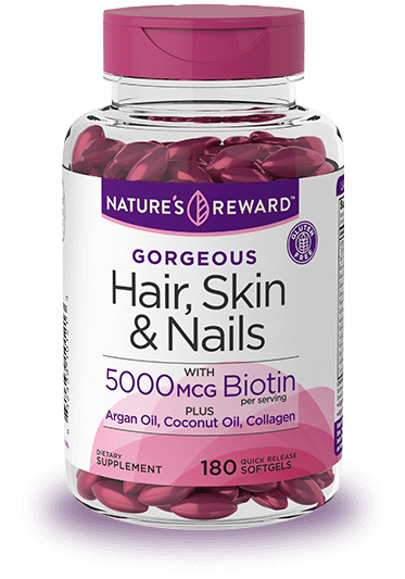 Hair, Skin and Nails Softgels