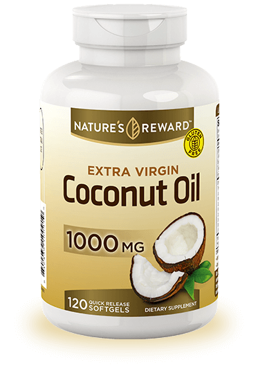 Extra Virgin Coconut Oil 1000 mg