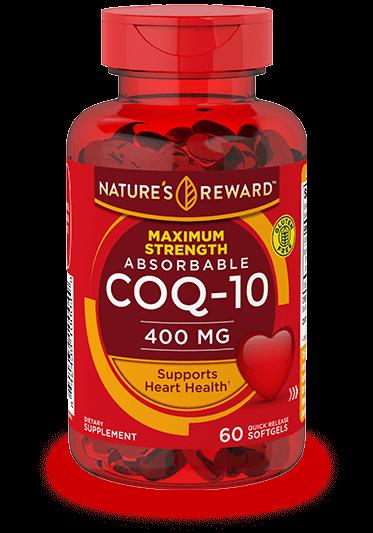 CoQ10 400 mg