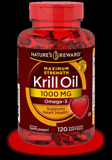 Krill Oil 1000 mg