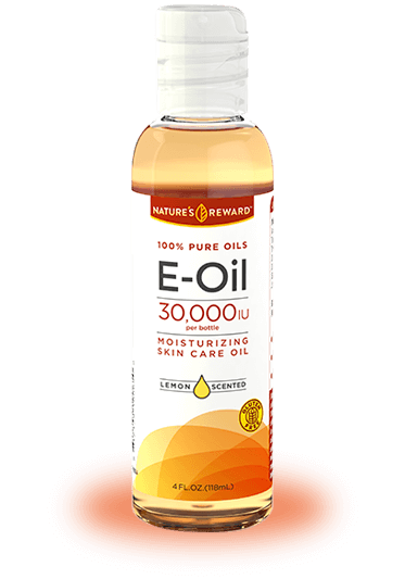 100% Pure E-Oil<br>30,000 IU