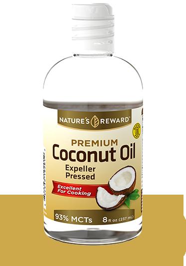 Premium Liquid Coconut Oil