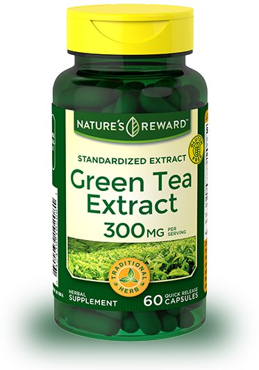 Green Tea Extract 300 mg