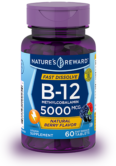 Vitamin B-12 5000 mcg