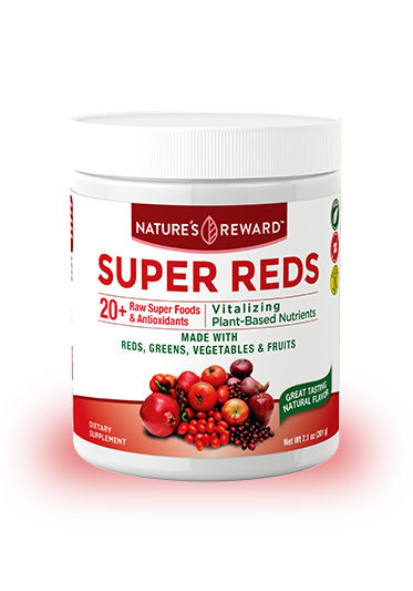 Daily Super Reds Powder