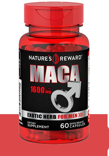 Maca 1600 mg