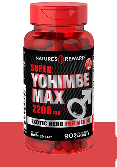 Super Yohimbe Max 2200 mg
