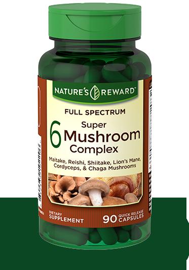 Super Six Mushroom Complex
