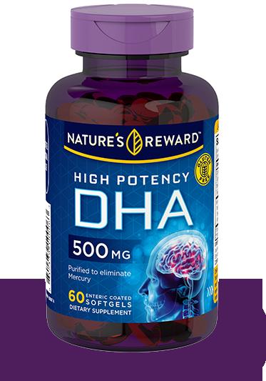 DHA 500 mg