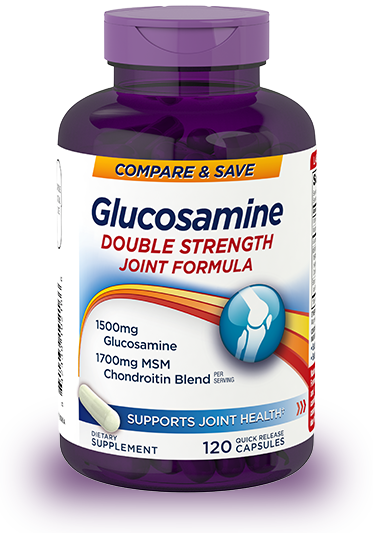 Double Strength Glucosamine