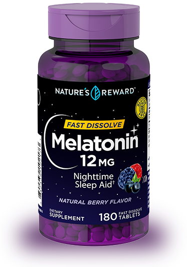 Melatonin 12 mg