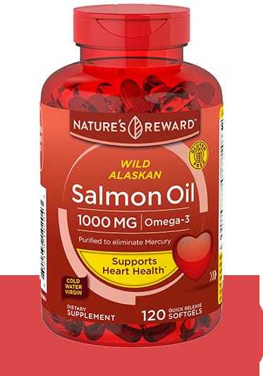 Salmon Oil 100 mg