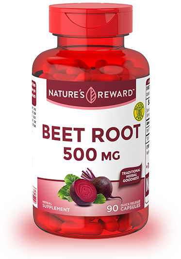 Beet Root 500 mg