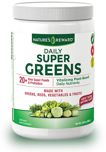 Daily Super Greens Powder