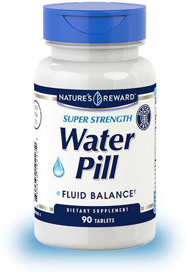 Super Strength Water Pill
